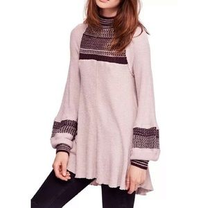 Free People Snow Day Thermal Top Size XS NWT